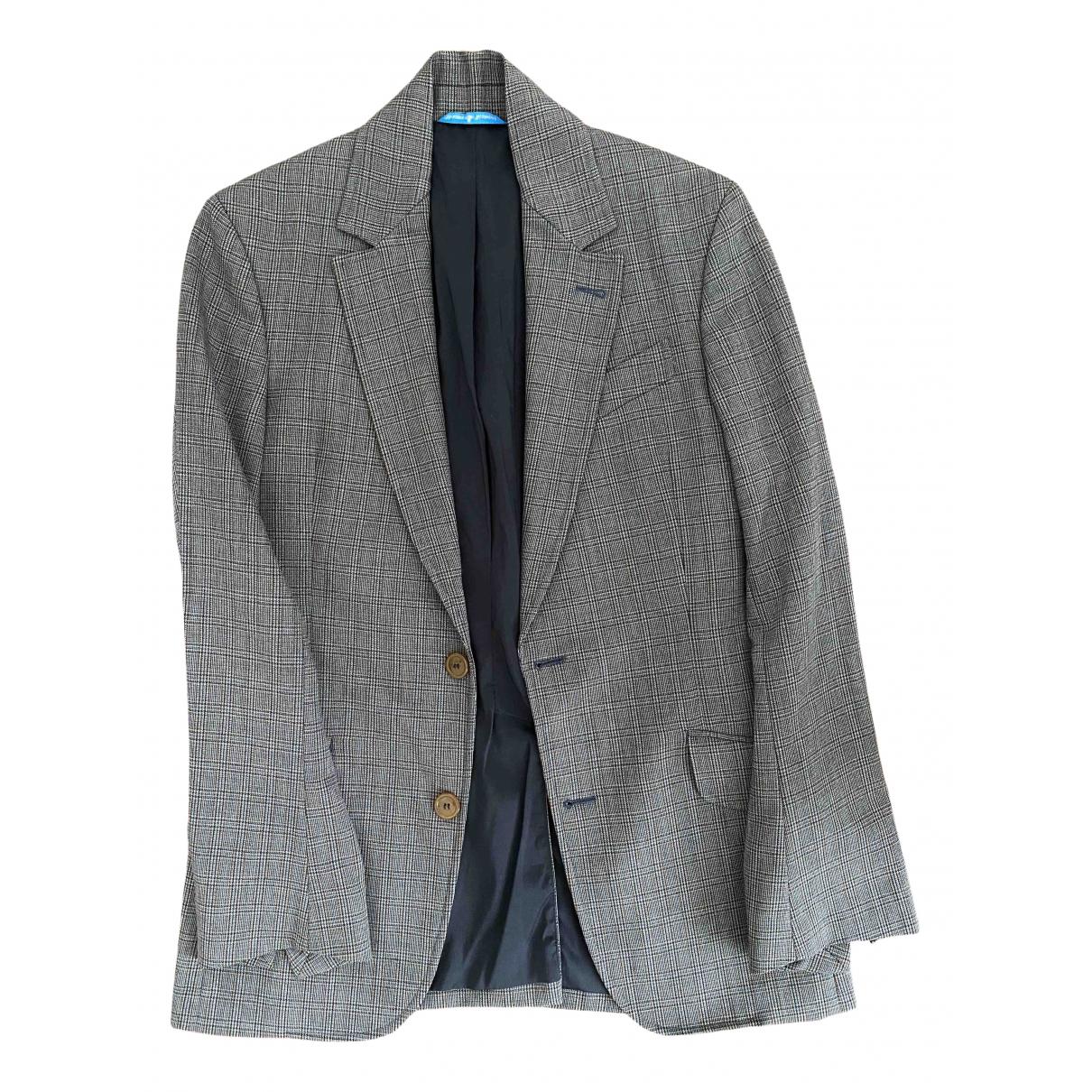 Vivienne Westwood - Vestes.Blousons   pour homme en laine - gris