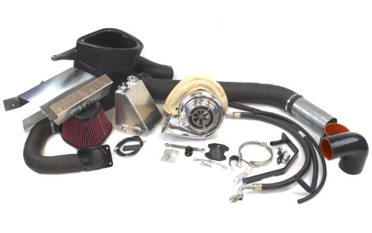Industrial Injection 22C407 Cummins Add-A-Turbo Compound Kit Dodge Ram 6.7L 2013-2016