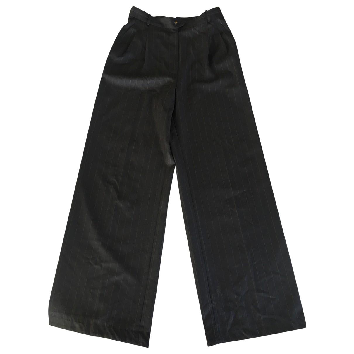 Pantalon de Lana Chanel