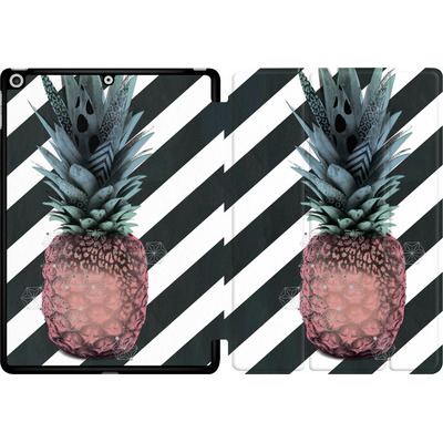 Apple iPad 9.7 (2018) Tablet Smart Case - Pink Pineapple von Victoria Topping