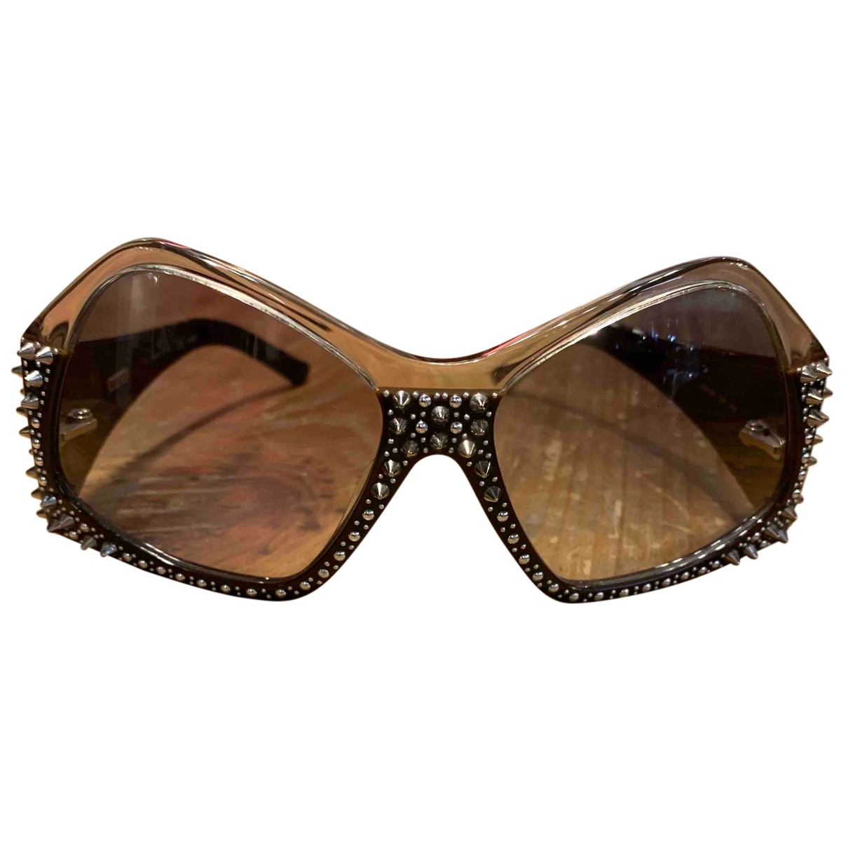 Fendi N Brown Sunglasses for Women N