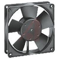 ebm-papst , 24 V dc, DC Axial Fan, 119 x 119 x 32mm, 180m³/h, 4.7W