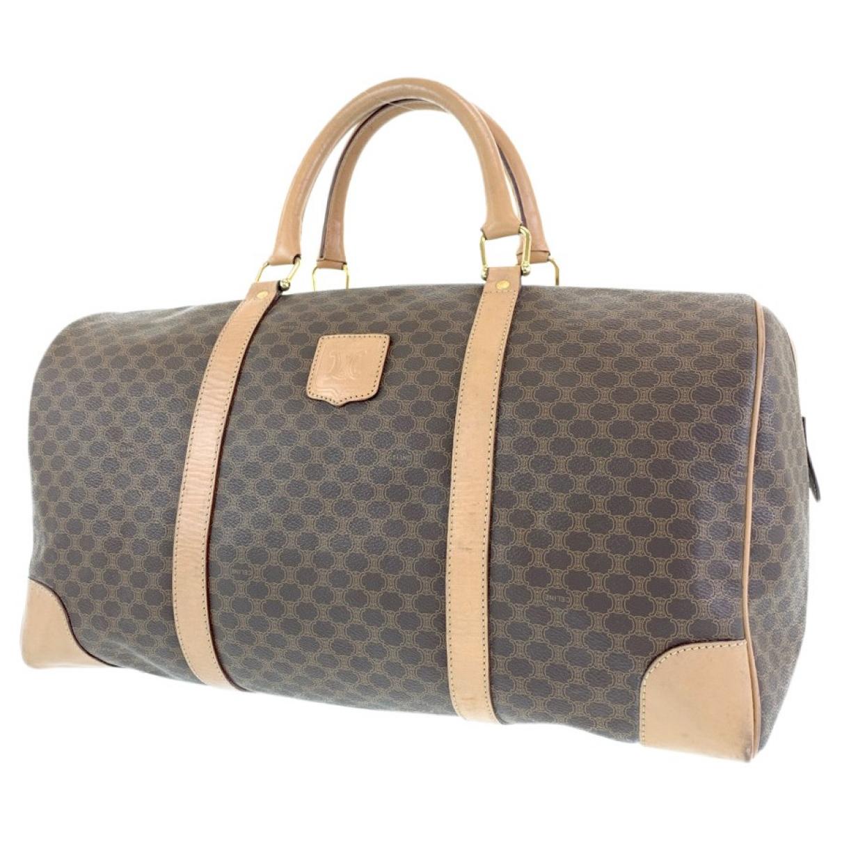 Celine \N Brown Travel bag for Women \N