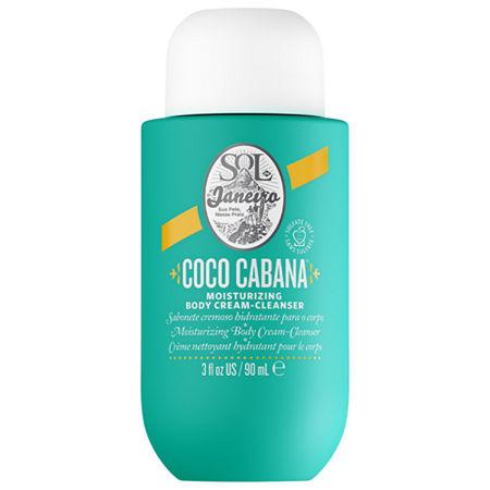 Sol de Janeiro Mini Coco Cabana Moisturizing Body Cream-Cleanser, One Size , Multiple Colors