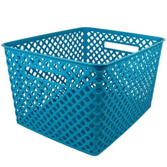 Romanoff® Large Woven Basket, ct Of 3 | Michaels®