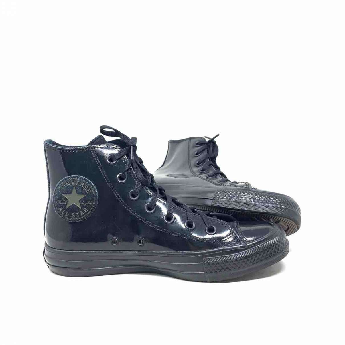 Converse \N Black Trainers for Women 37.5 EU