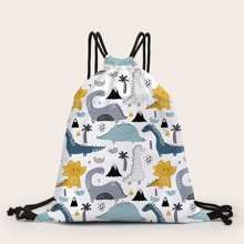 Cartoon Graphic Backpack