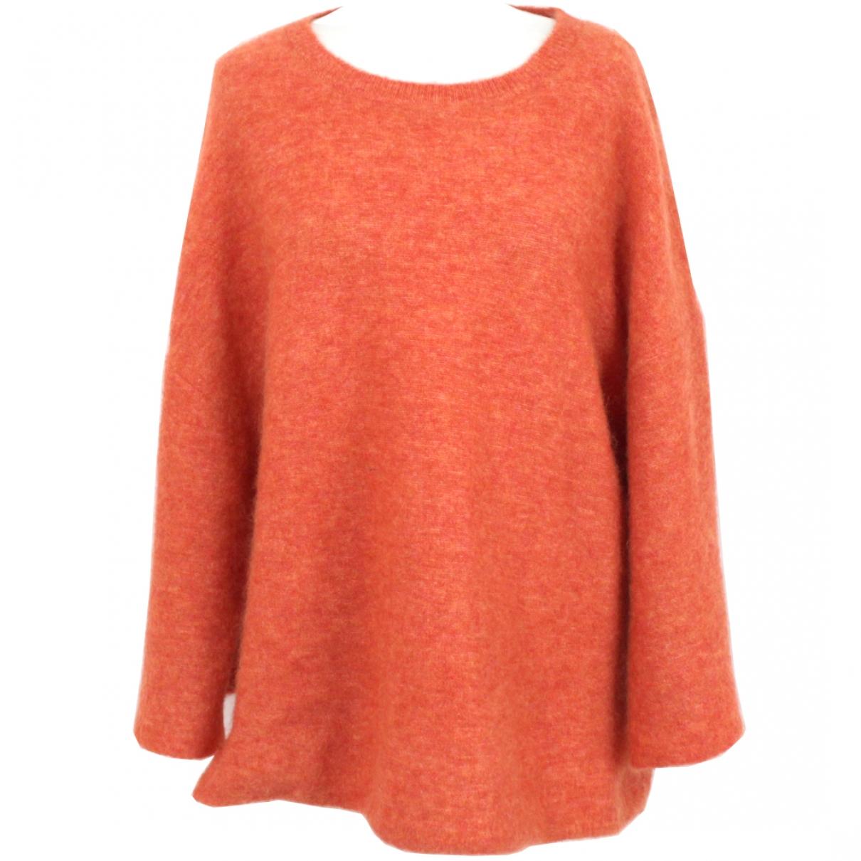 By Malene Birger \N Orange Wool Knitwear for Women L International