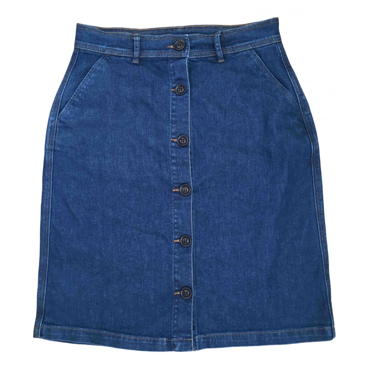 Soeur \N Rocke in  Marine Denim - Jeans