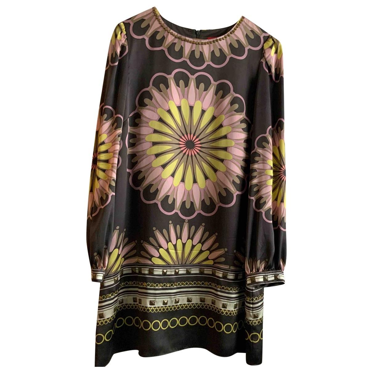 Vestido de Seda Non Signe / Unsigned
