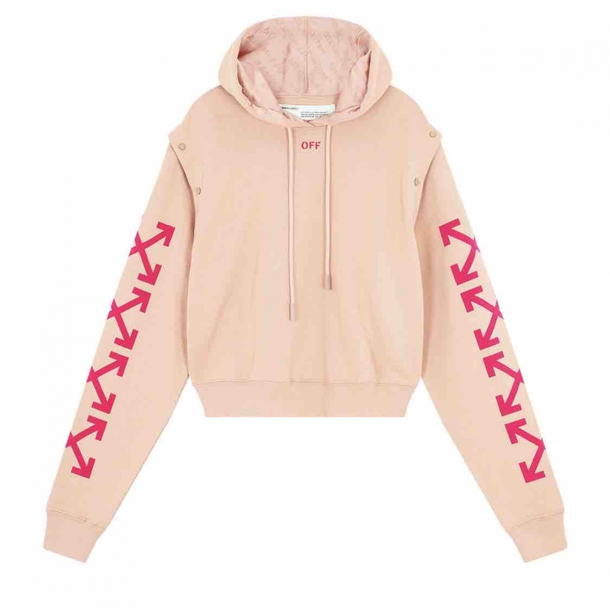 Off-white \N Pink Cotton Knitwear for Women S International
