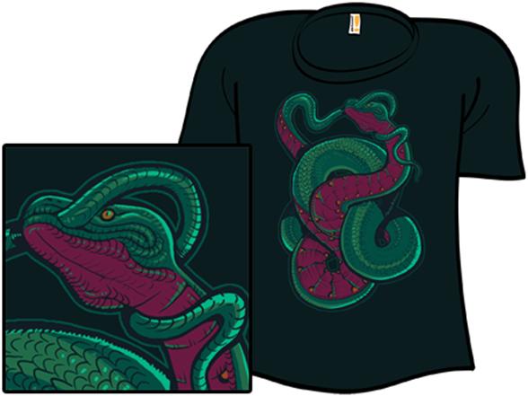 Ouroboros T Shirt