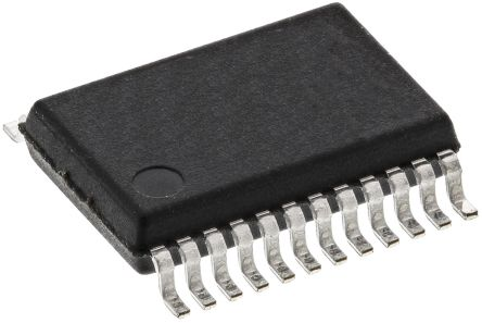 Cirrus Logic CS5524-ASZ, 24-bit Serial ADC Differential Input, 24-Pin SSOP