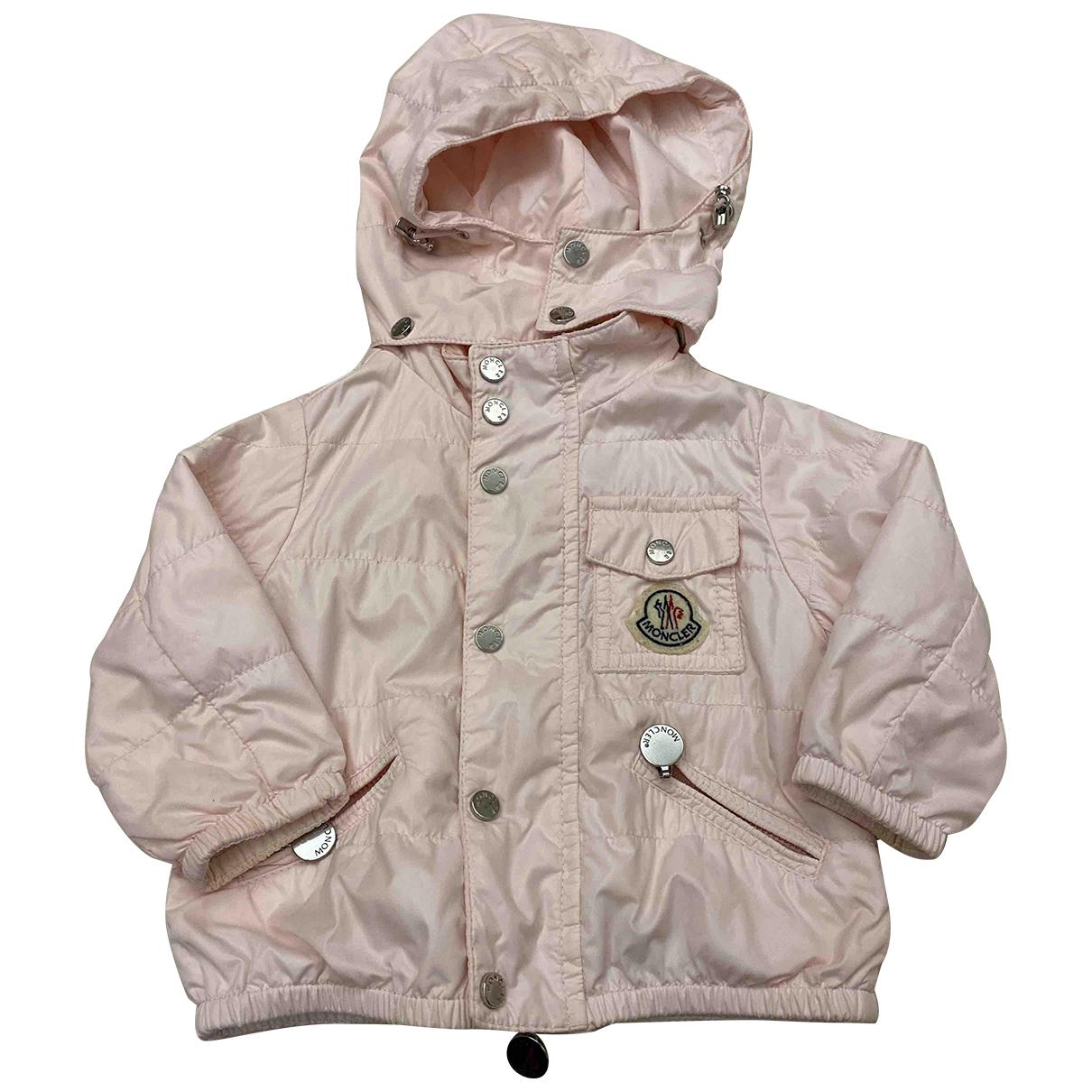 Moncler N Pink jacket & coat for Kids 9 months - up to 71cm FR