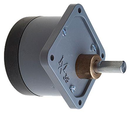 McLennan Servo Supplies Spur Gearbox, 30:1 Gear Ratio, 0.3 Nm Maximum Torque