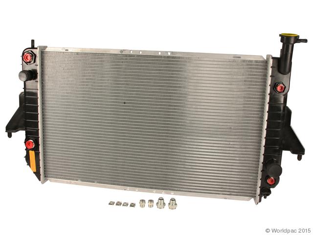 Metrix W0133-1834151 Radiator Chevrolet Astro 1996-2005