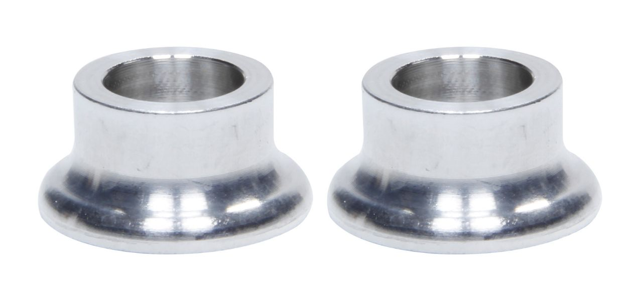 Ti22 Performance TIP8222 Cone Spacers Aluminum 1/2-Inch ID x 1/2-Inch Long 2-Pack