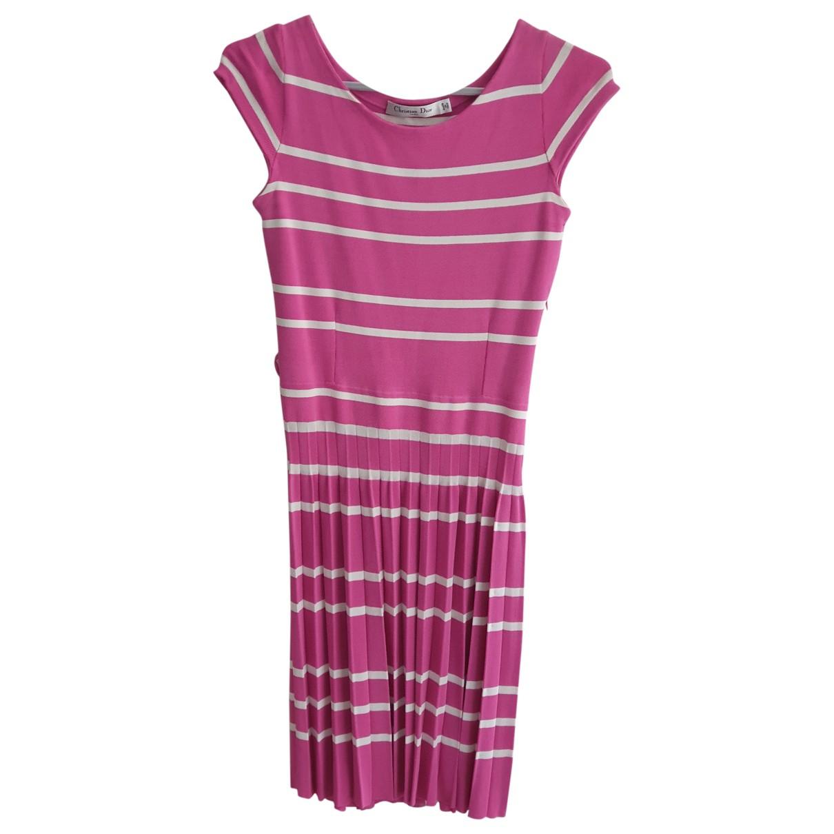 Dior \N Pink dress for Women 38 FR