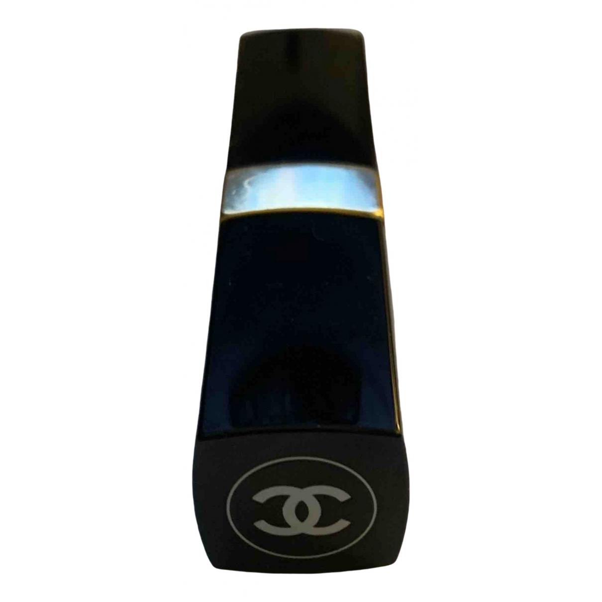 Chanel \N Accessoires in  Schwarz Kunststoff