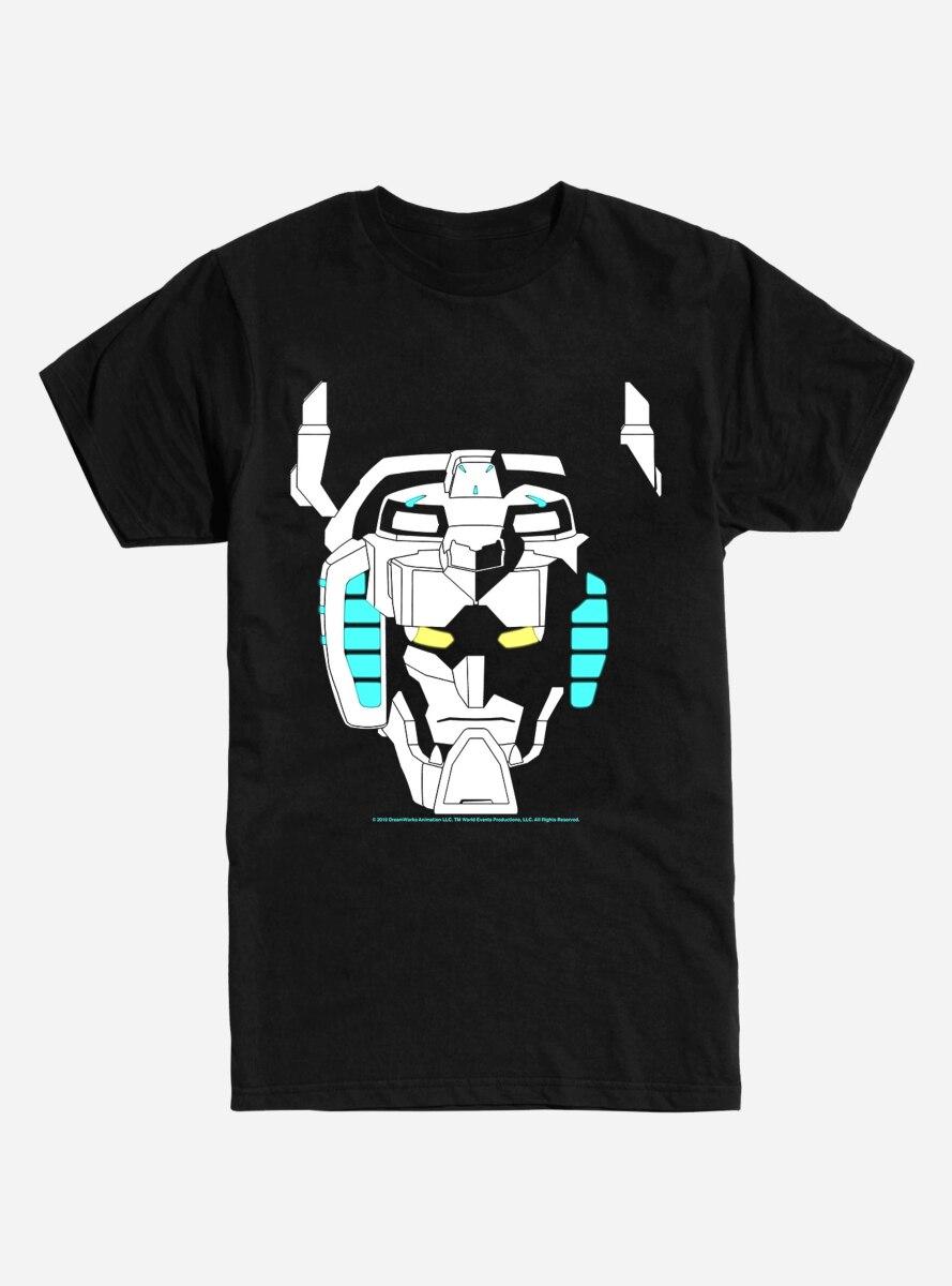 Voltron Contrast Mask T-Shirt