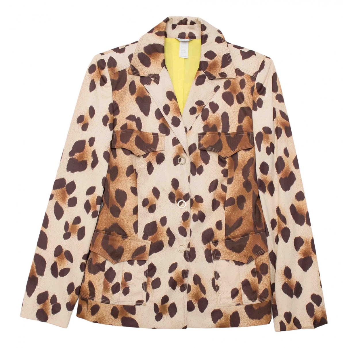 Gianni Versace - Veste   pour femme - beige