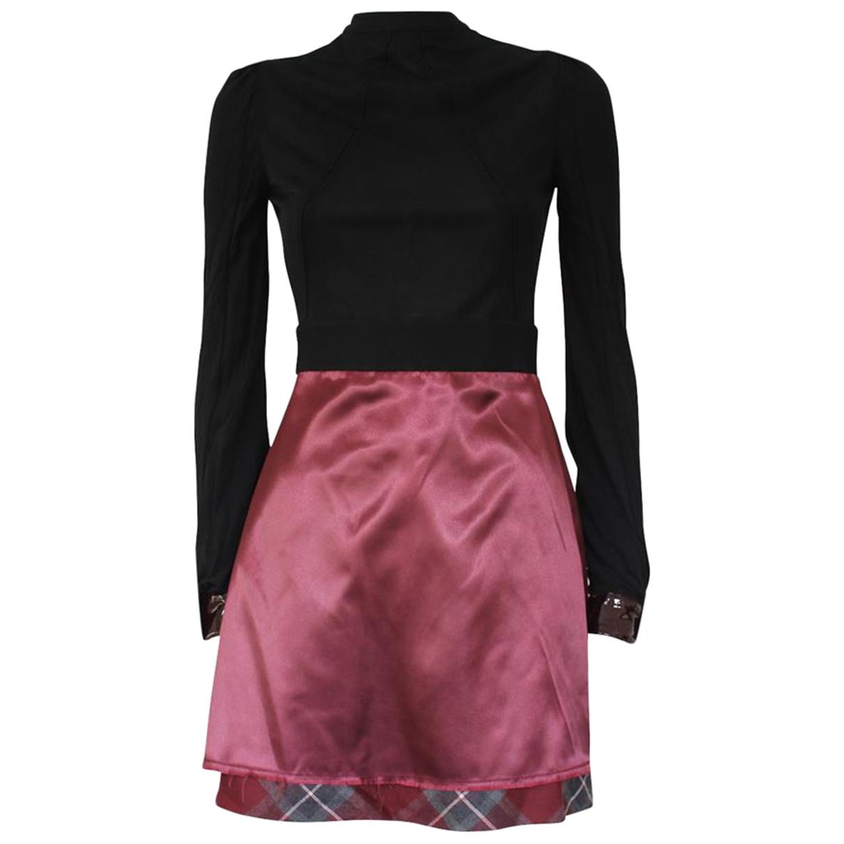 Maison Martin Margiela \N Black Wool dress for Women 40 IT