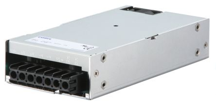 Cosel , 300W Embedded Switch Mode Power Supply SMPS, 12V dc, Enclosed