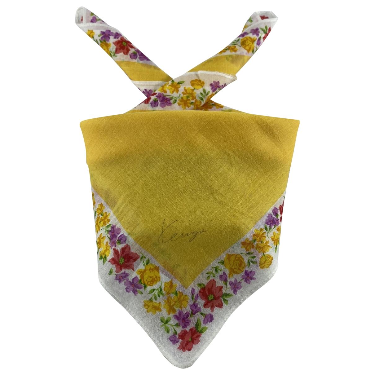 Kenzo \N Cotton scarf for Women \N