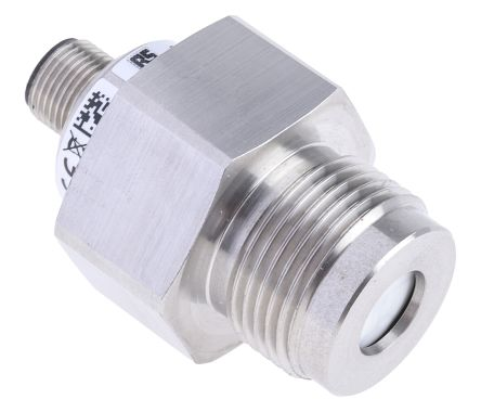 RS PRO Pressure Sensor for Sewage, Viscous Fluid, Water , 10bar Max Pressure Reading Voltage