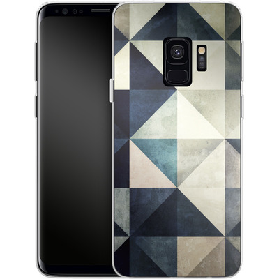 Samsung Galaxy S9 Silikon Handyhuelle - Glyzbryks von Spires