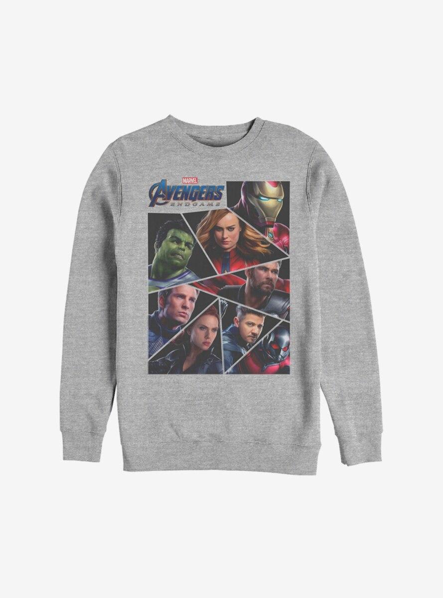 Marvel Avengers: Endgame Save The Day Sweatshirt