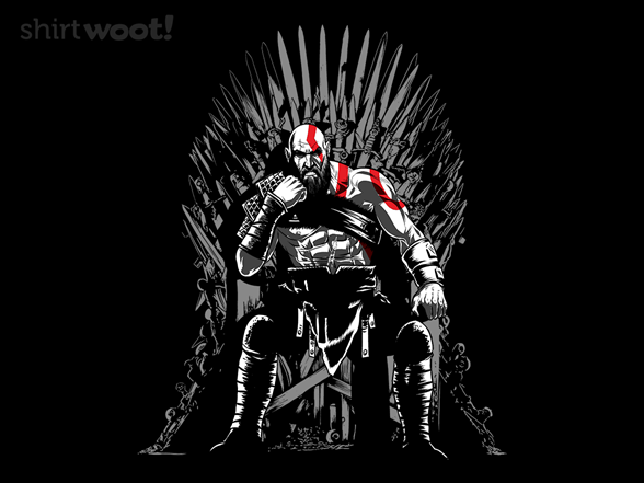 Game Of Gods T Shirt