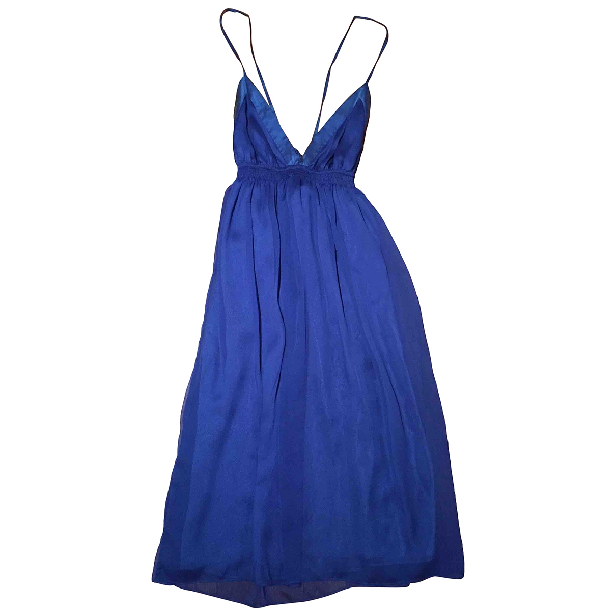Vestido de Seda Les Petites