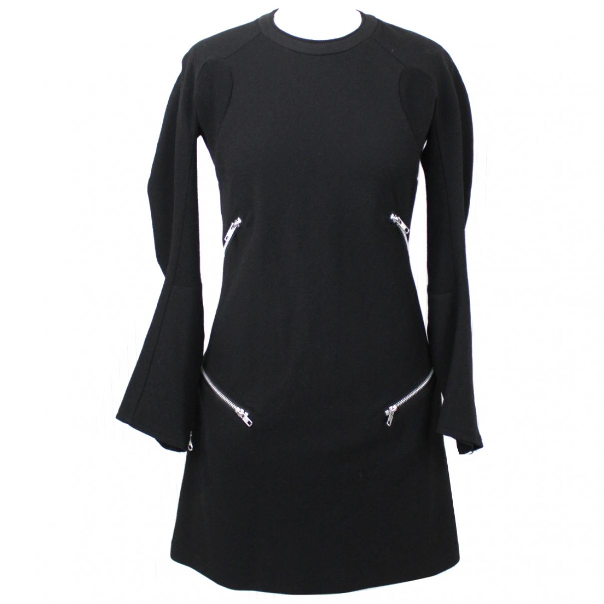 Junya Watanabe \N Black Wool dress for Women 8 UK