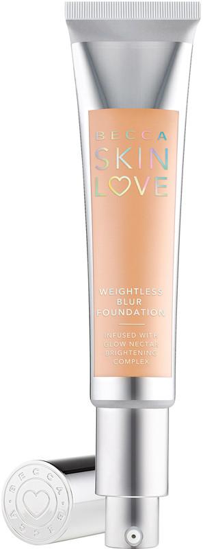 Skin Love Weightless Blur Foundation - Ivory (lightest beige w/ pink undertones)
