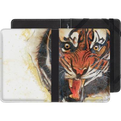 Kobo Glo HD eBook Reader Huelle - Tiger von Kaitlyn Parker