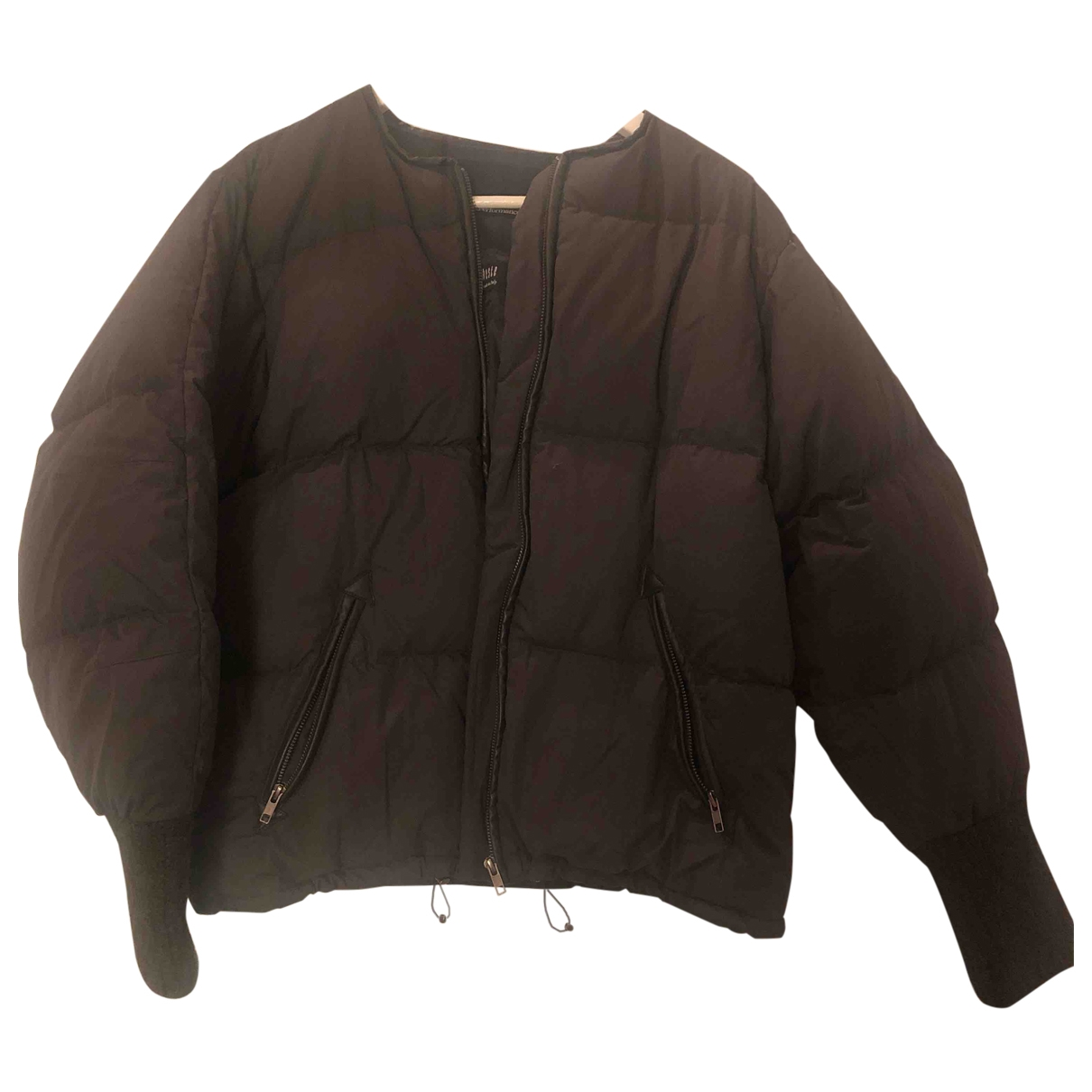 Peak Performance \N Green Cotton jacket for Women M International