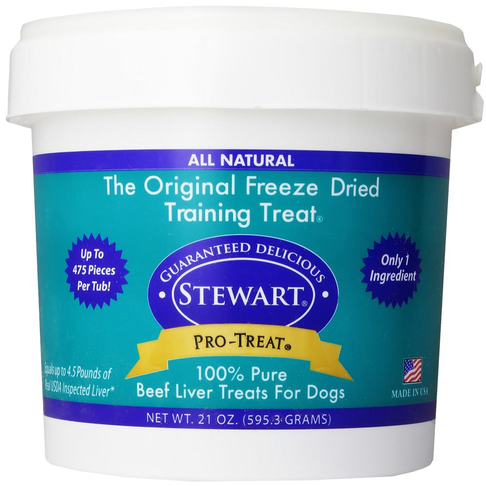 Stewart Freeze Dried - Beef Liver (21 oz)