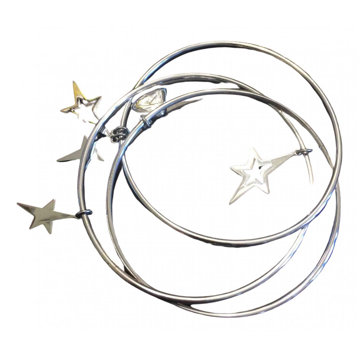 Thierry Mugler - Bracelet   pour femme en acier - argente