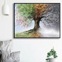 Tree Pattern Diamond Painting