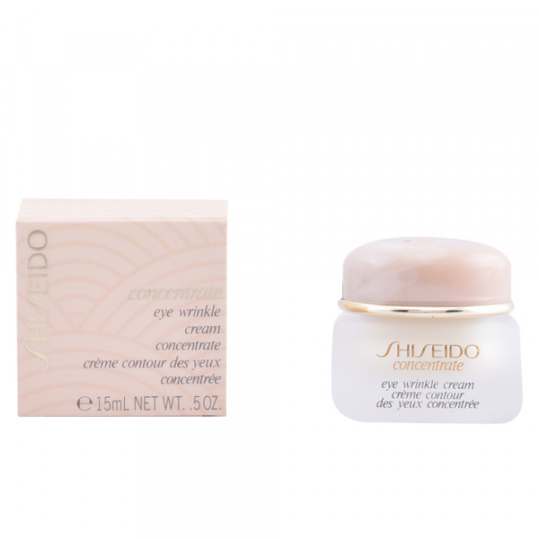 Facial Concentrate - Creme contour des yeux concentree - Shiseido Creme/Pflegecreme 15 ML