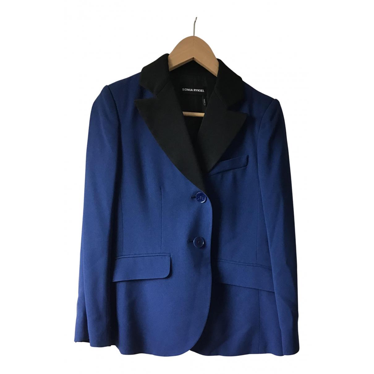 Sonia Rykiel - Veste   pour femme - bleu