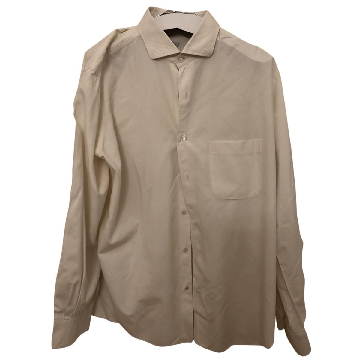 Loro Piana \N Hemden in  Weiss Baumwolle