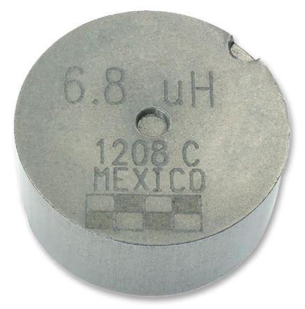 Vishay 3.3 μH ±20% Leaded Inductor, Max SRF:16.7MHz, 40A Idc, 2.4mΩ Rdc, IHTH-0750IZ-5A