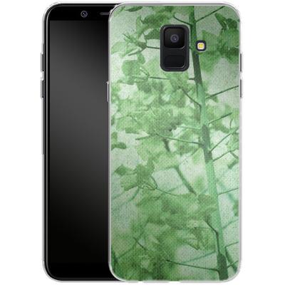 Samsung Galaxy A6 Silikon Handyhuelle - Am Wegesrand von Marie-Luise Schmidt