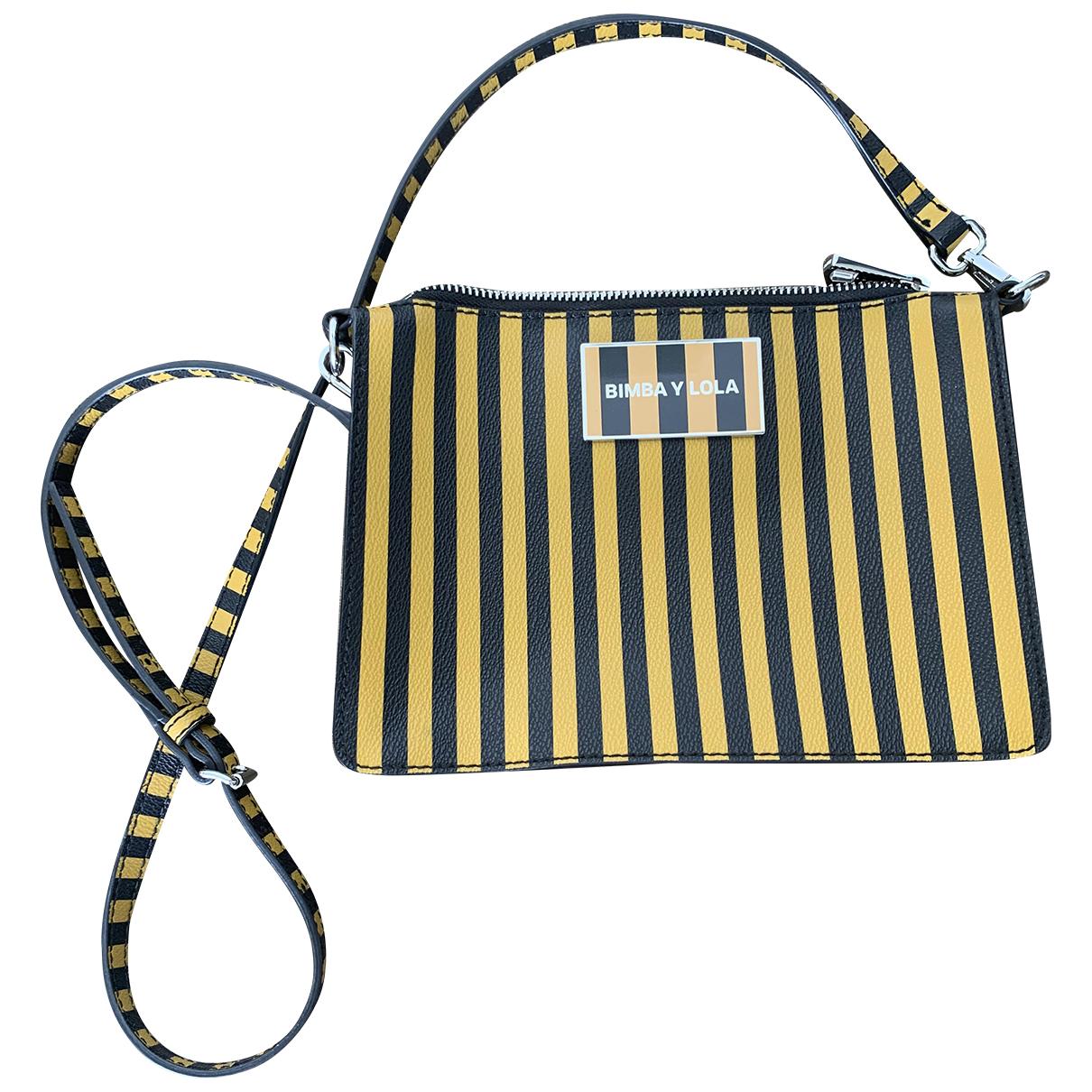 Bimba Y Lola N Yellow handbag for Women N