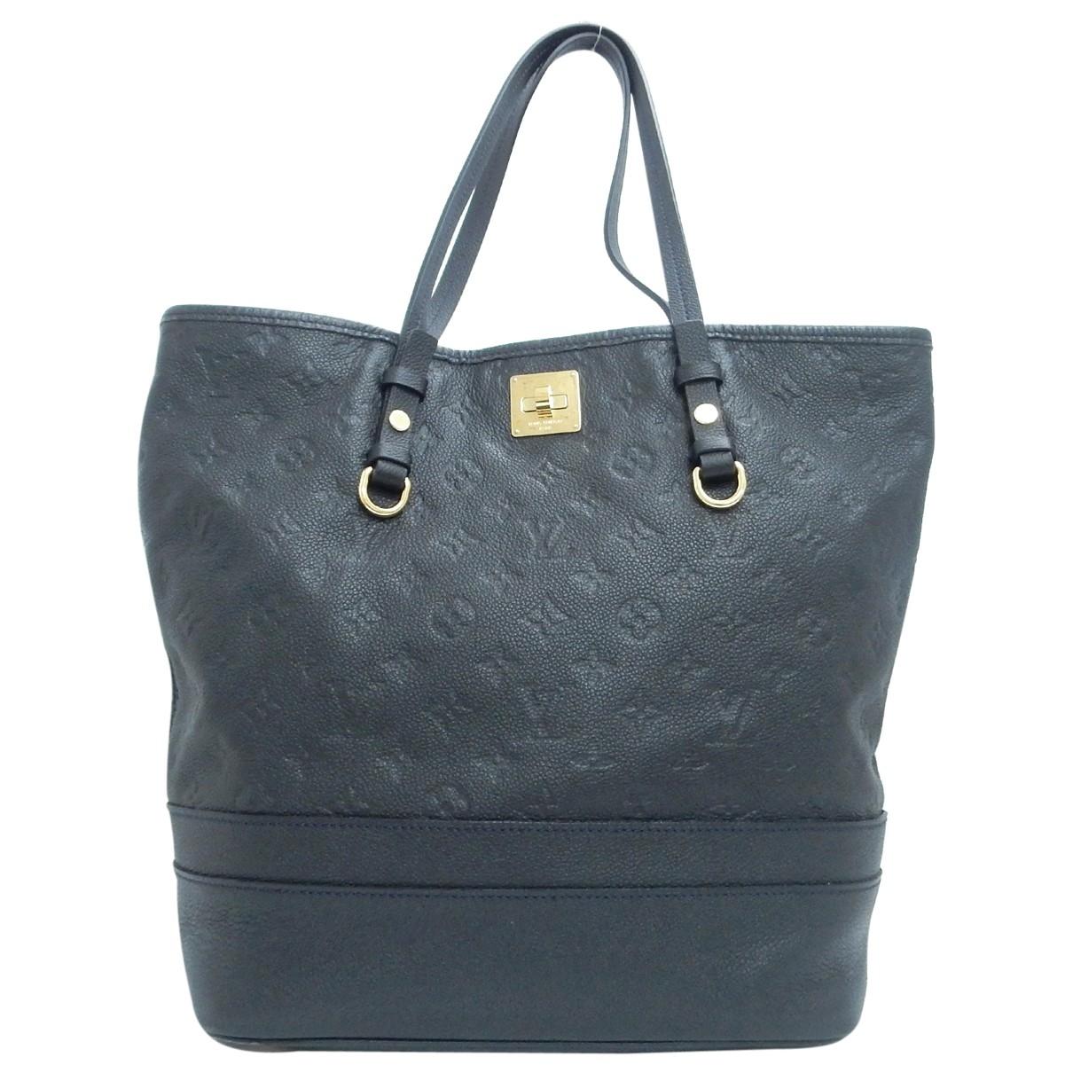 Bolso  Citadine de Cuero Louis Vuitton