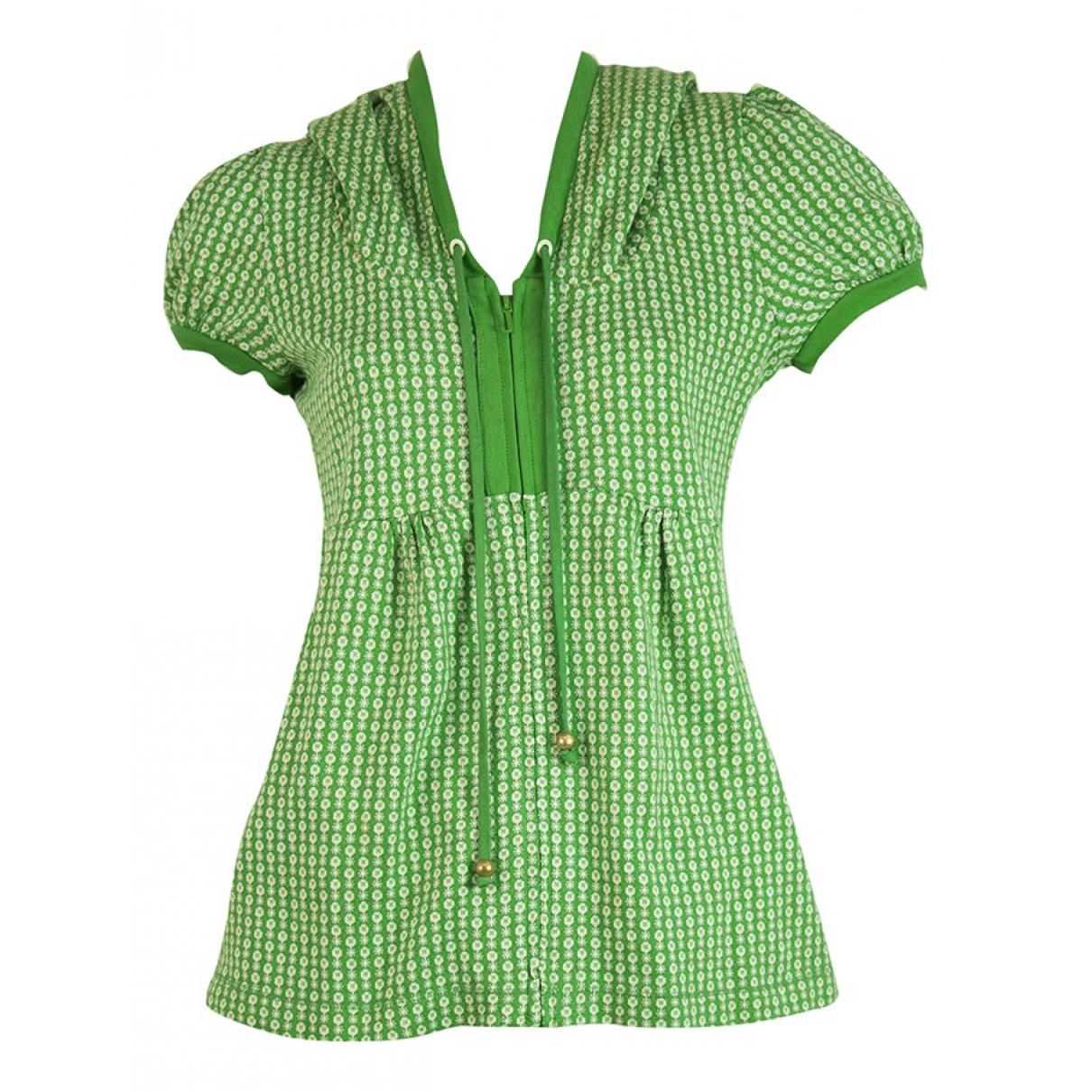 Juicy Couture - Veste   pour femme en coton - vert