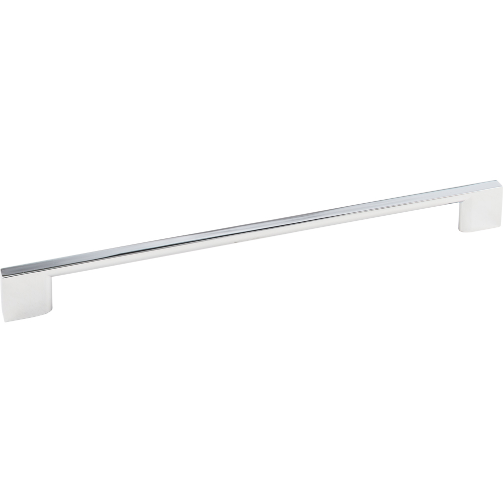 Sutton Pull, 256 mm C/C, Polished Chrome
