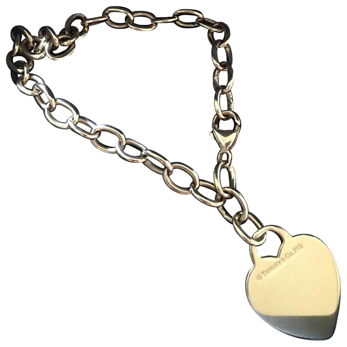 Tiffany & Co Return to Tiffany Gold Yellow gold bracelet for Women \N